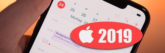 Neue iPhones, iPads, Macs und mehr  – was bringt Apple 2019?