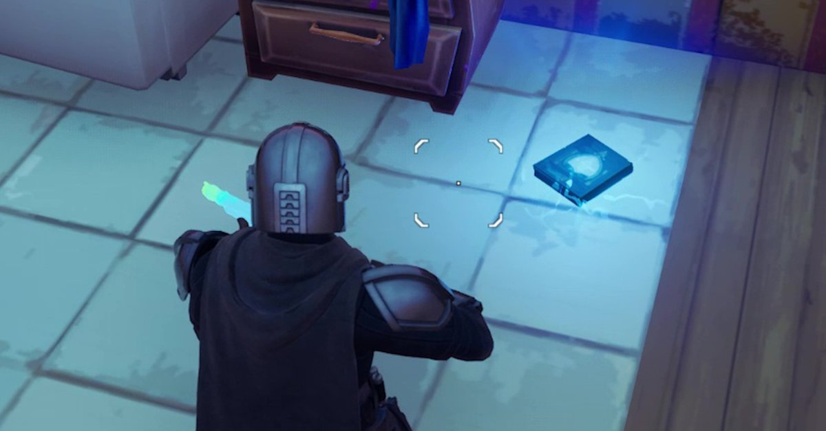Fortnite: Sammle Kochbücher in Pleasant Park und Craggy Cliffs – Fundorte