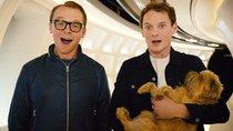 """Simon Pegg: Über diesen Verlust ist das """"Star Trek""""-Team nie hinweggekommen"""
