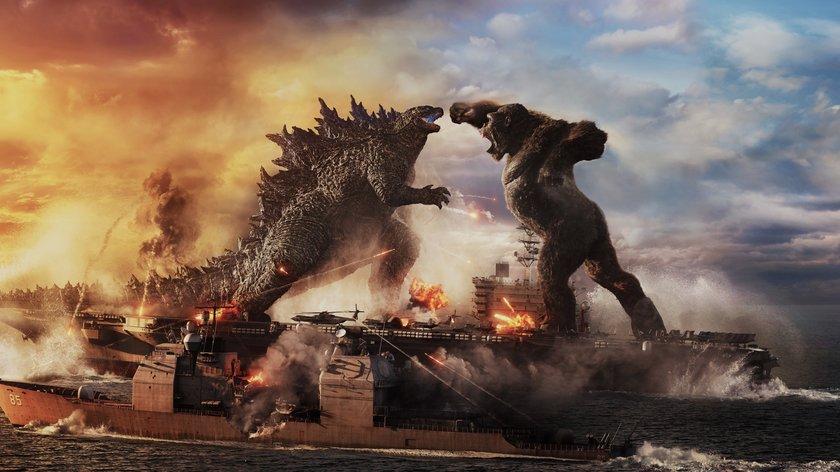 """""""Godzilla vs. Kong"""" bald im Kino: Stars versprechen im Interview einen gigantischen Blockbuster"""