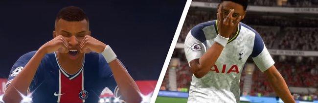 FIFA 21: Alle neuen Torjubel mit Tastenkombination