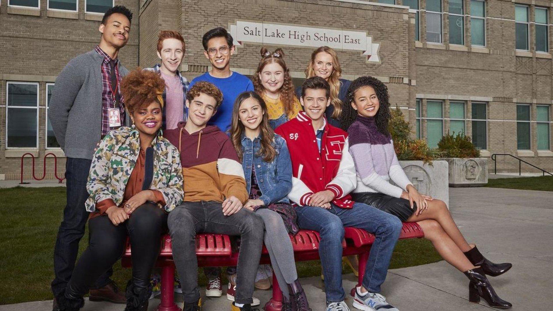 High School Serien Netflix
