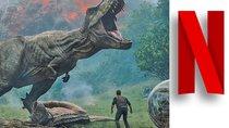 """Neuer Trailer zur """"Jurassic World""""-Serie bei Netflix sorgt für tödliche Dino-Gefahr"""