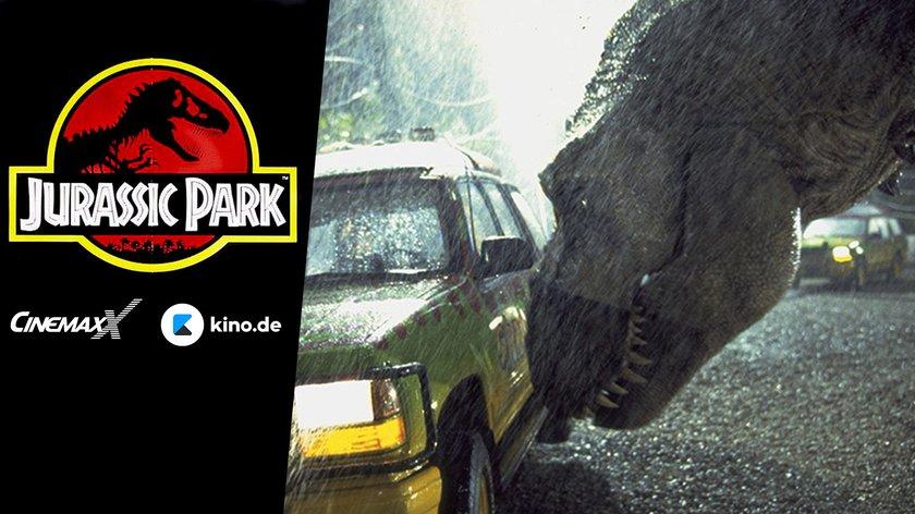 """""""Jurassic Park"""" mit kino.de und CinemaxX: Weitere Kinotermine zum Dino-Klassiker"""