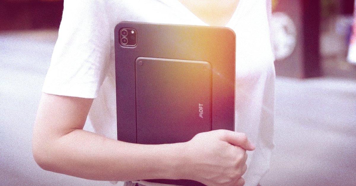 iPad Pro mutiert zum iMac: Zubehör beseitigt Apples große Schwachstelle