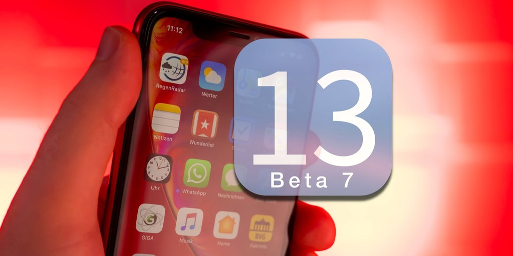 iOS 13 Beta 7 für iPhone und iPad: Apple verrät Keynote-Termin