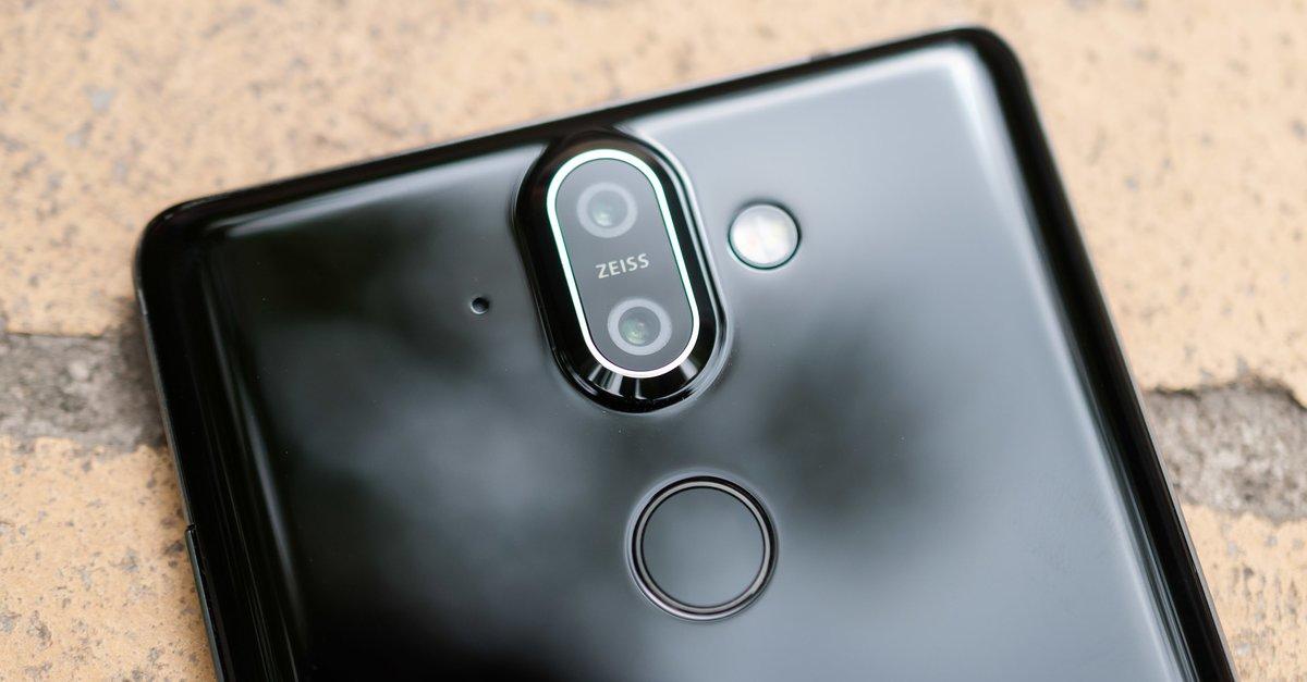 Nokia 8 Kamera Test