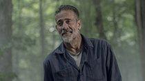 """""""The Walking Dead""""-Star erklärt das Ende von Staffel 10 und Negans mysteriöses Lächeln"""
