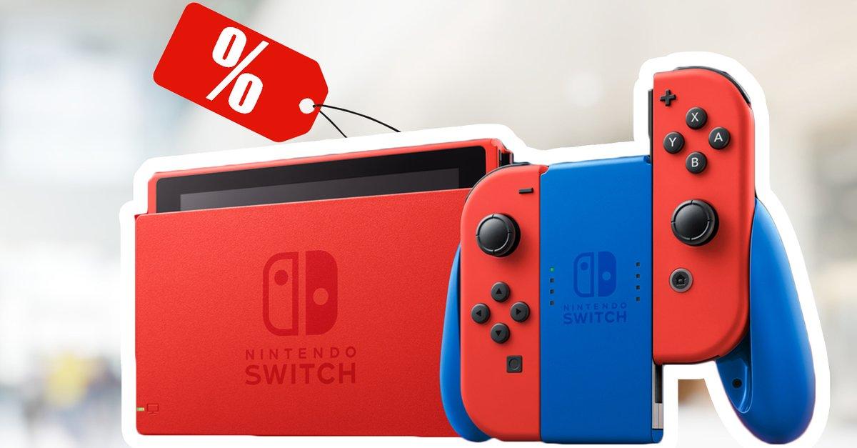 Nintendo Switch im Preisverfall: Begehrte Special Edition stark reduziert