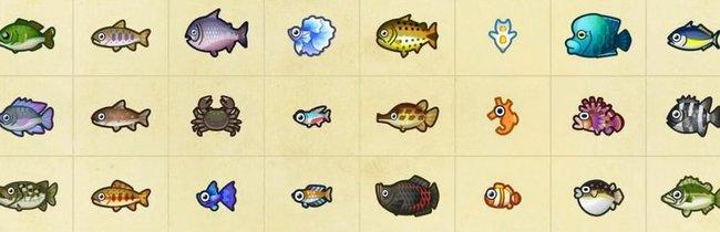 Animal Crossing - New Horizons: Alle Fische - Fundorte, Preis-Liste und Februar-Update