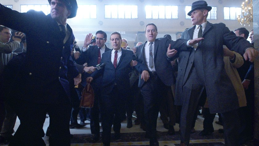 """The Irishman"": De Niro, Pacino, Scorsese – erster Trailer zum Netflix-Highlight des Jahres"