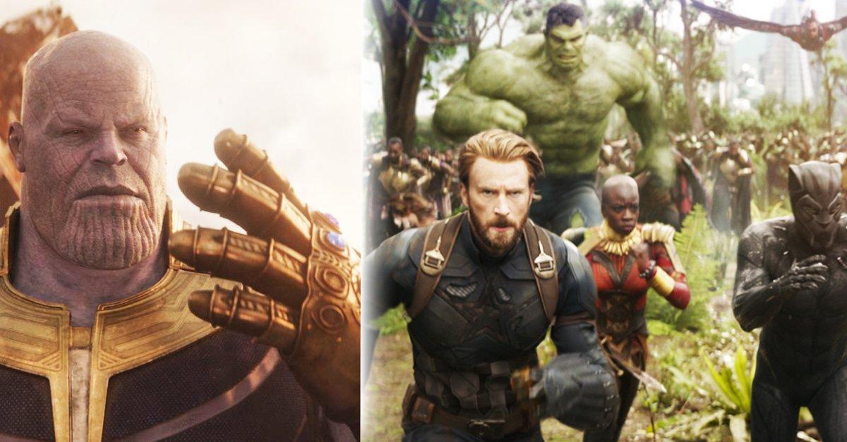 """""""Avengers 4"""": Der """"Infinity War""""-Trailer könnten das Ende vor langer Zeit verraten haben"""