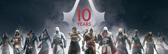 Assassin's Creed Charaktere: Alle Meuchler von Altaïr bis Bayek