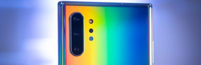 Samsung Galaxy Note 10 Plus im Kamera-Test: Mein Wunsch geht in Erfüllung