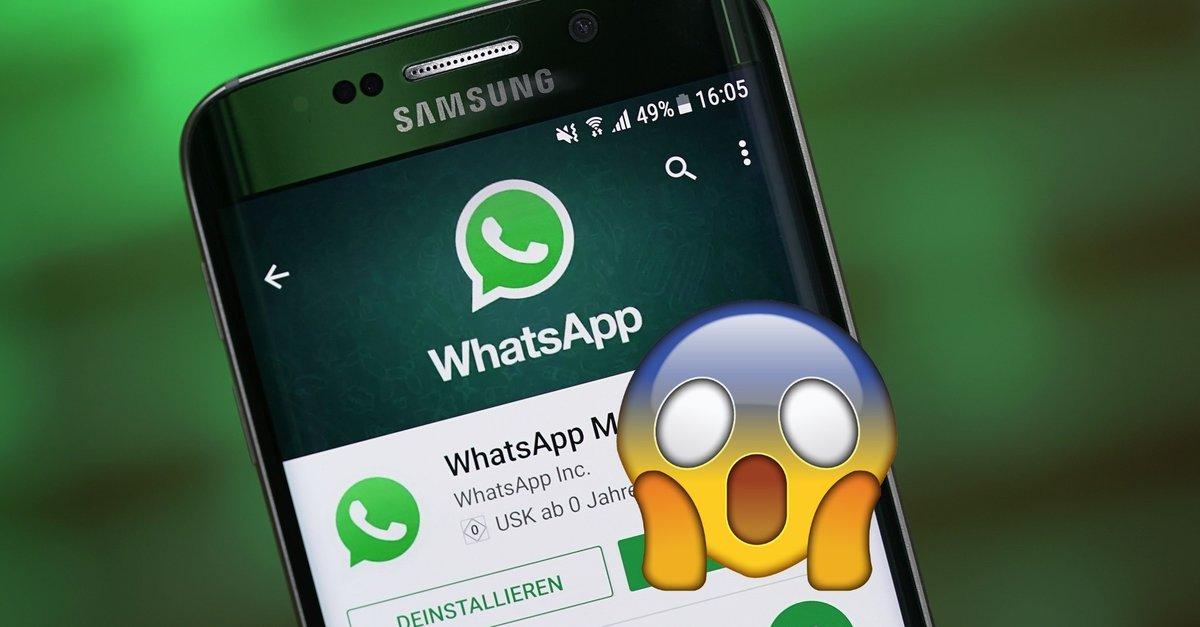 WhatsApp in Deutschland: Es wird eng