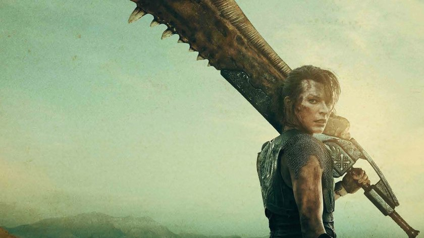 "Nach ""Resident Evil"": Milla Jovovich zieht als ""Monster Hunter"" in den Kampf - neues Bild"