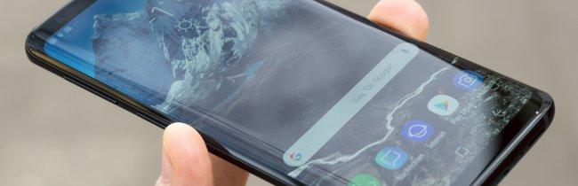 Samsung Galaxy S9 in Bildern: Das perfektionierte S8?
