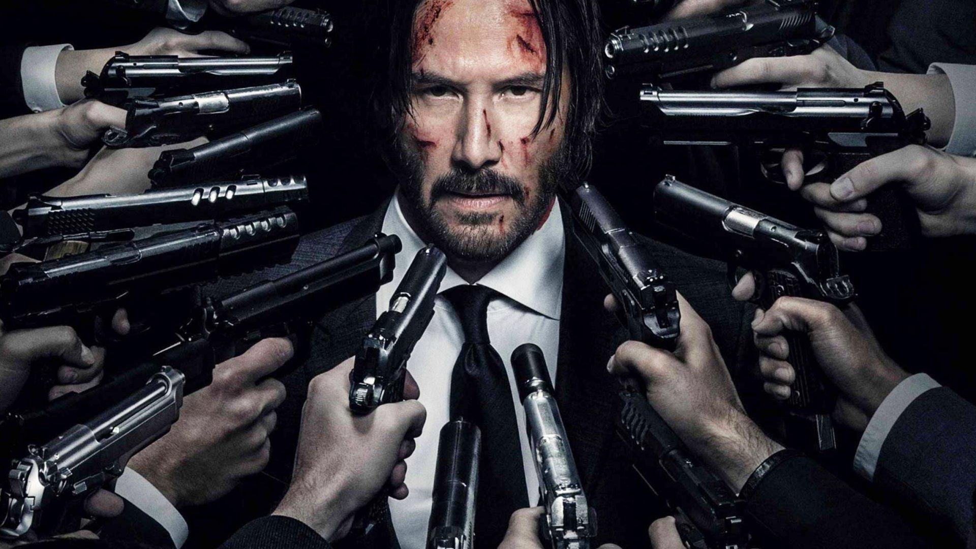 """John Wick 4"": So lange wird Keanu Reeves noch den Superkiller spielen"