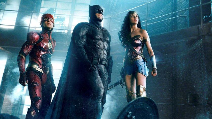 """Noch eine """"Justice League""""-Version ist unterwegs mit einer neuen Joker/Batman-Szene"""