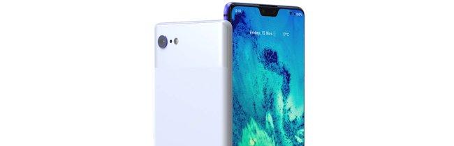 Pixel 4 (XL): So schick könnte die nächste Generation der Google-Smartphones aussehen