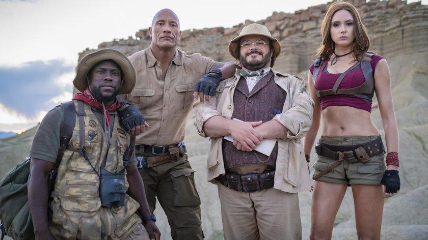 """""""Jumanji 2: The Next Level"""" als letzter Film? Jack Black kündigt Karriere-Ende an"""