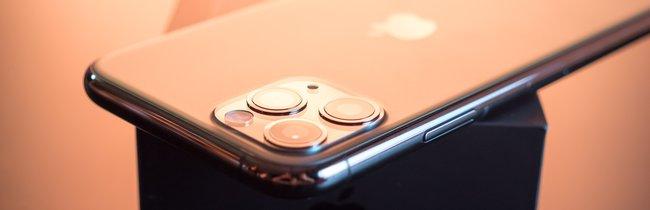 iPhone 11 Pro unter der Lupe: So sieht das Apple-Smartphone aus