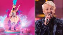 """The Masked Singer"" Flamingo auf Platz 3: Ross Antony enttarnt!"