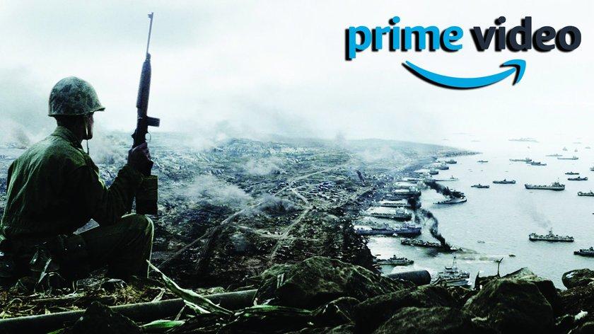 Jetzt bei Amazon Prime Video: Gleich zwei gefeierte Kriegsfilme sorgen für epische Unterhaltung