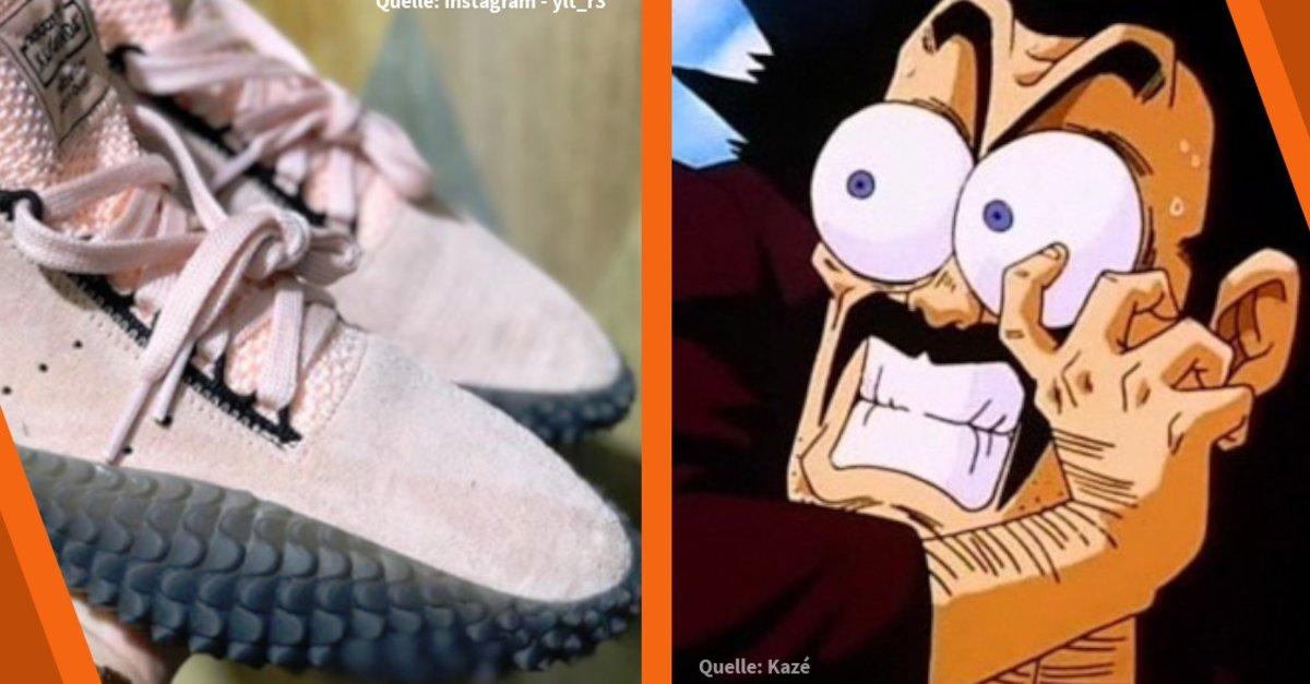 Dragon Ball Sneakers: Offiziell von Adidas bestätigt, Majin