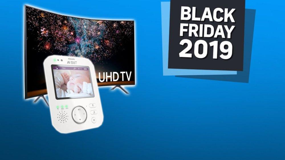 Black Friday Deals bei Amazon: Das sind die besten Tech-Angebote