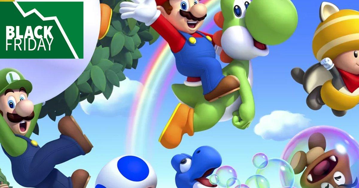 Nintendo Switch-Spiele am Black Friday: Reduzierter wirds nicht