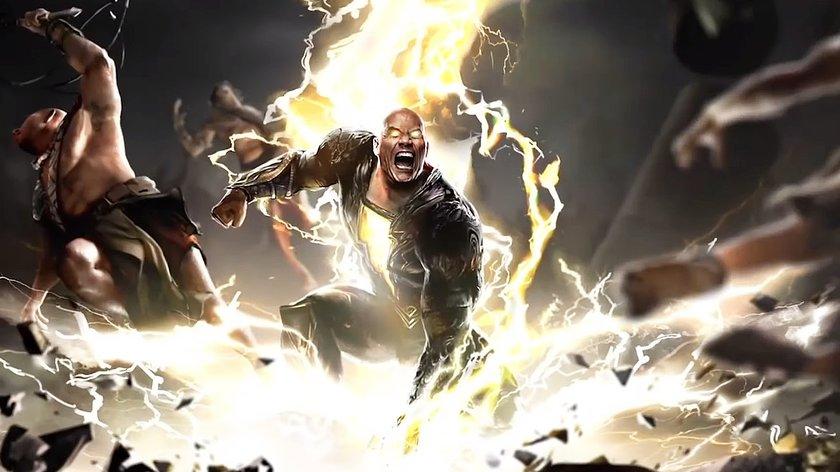 """""""Black Adam"""": Dwayne Johnson enthüllt nächste DC-Helden seines Films"""