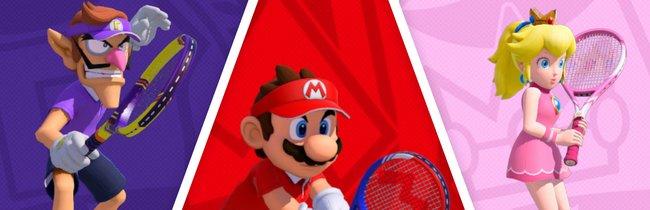 Mario Tennis Aces: Alle Charaktere und ihre Fähigkeiten