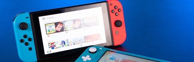"""Das sind die aktuell 10 beliebtesten """"Nintendo Switch""""-Spiele in Deutschland"""