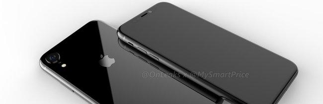 Günstiges iPhone X mit LC-Display: So schön könnte es aussehen