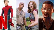"""Mega-Deal für Netflix: Freut euch auf """"Uncharted"""", Marvel-Filme, """"Jumanji""""-Werke und mehr"""