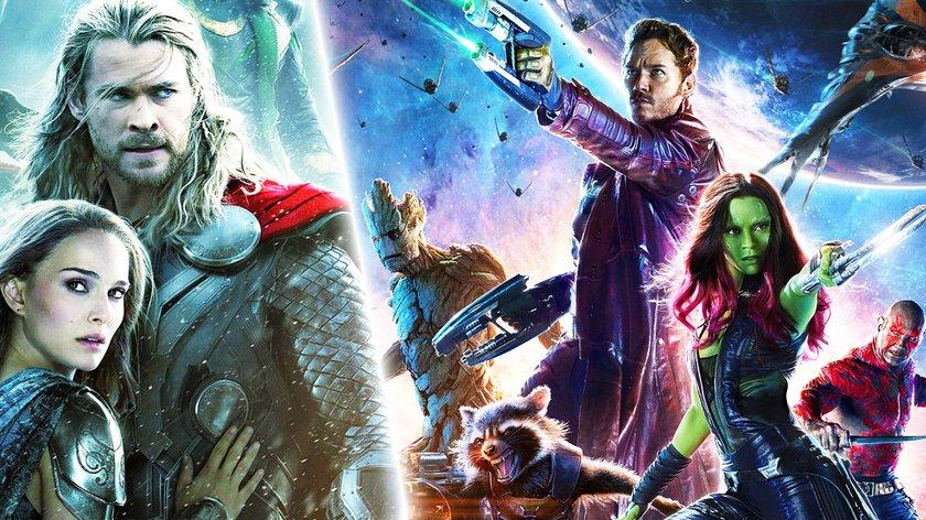 """Neuer Groot im MCU: Guardians of the Galaxy kehren schon in """"Thor 4"""" zurück"""
