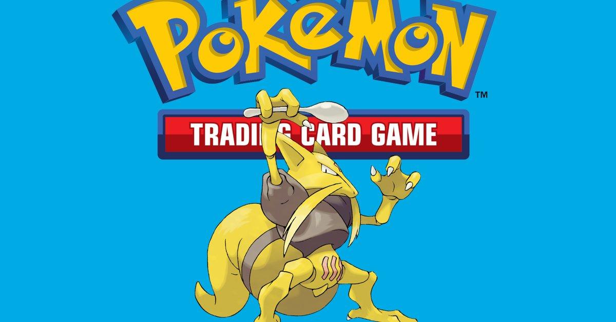 Pokémon: Seltene Karte könnte dank eines Zauberers nach 20 Jahren zurückkehren