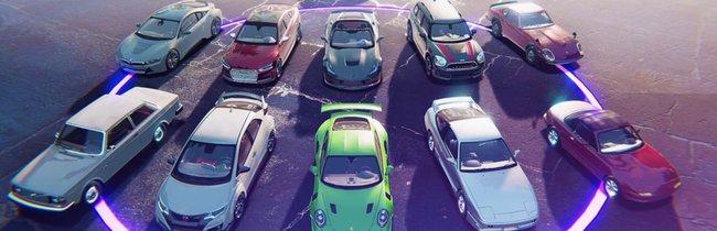 Need for Speed Heat: Autos - alle 127 Fahrzeuge mit Liste und Bildern