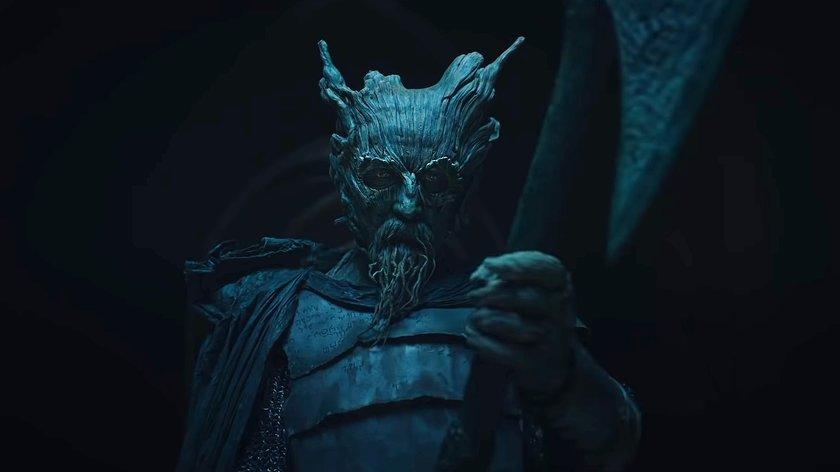 """Wie """"Game of Thrones"""": Mystisch-düstere Bilder im ersten Trailer zu """"The Green Knight"""""""