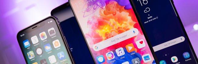 Mate 20 Pro, OnePlus 6T und Co: Diese Android-Smartphones versprechen einen heißen Herbst