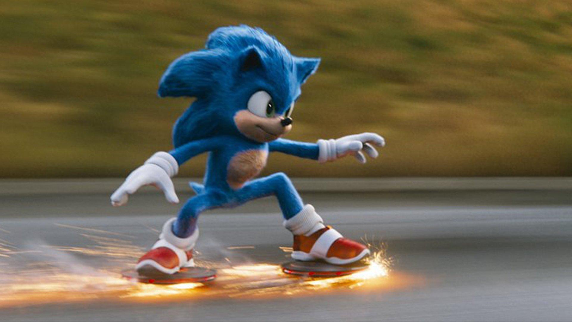 """Sonic 20"""" Die Fortsetzung zum Überraschungshit hat einen Kinostart ..."""
