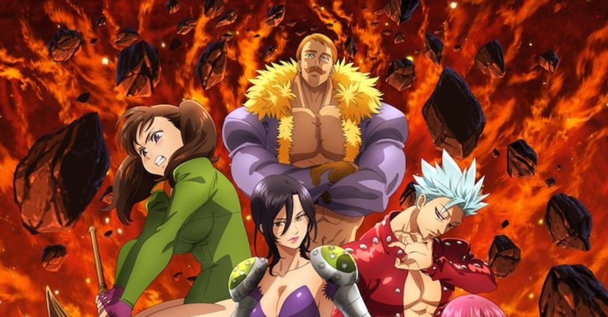 The Seven Deadly Sins Staffel 4