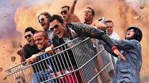 """Krasse Vorbereitung auf """"Jackass 4"""": Stuntman Steve-O ließ sich von der Hüfte abwärts lähmen"""