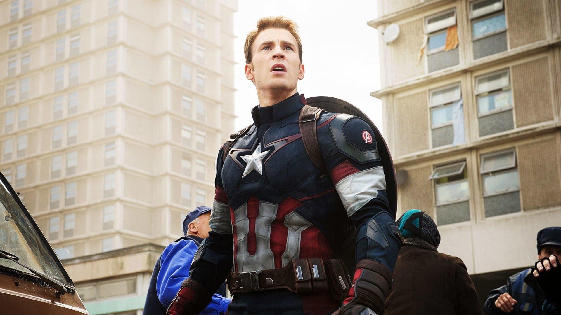 Captain America Teil 2