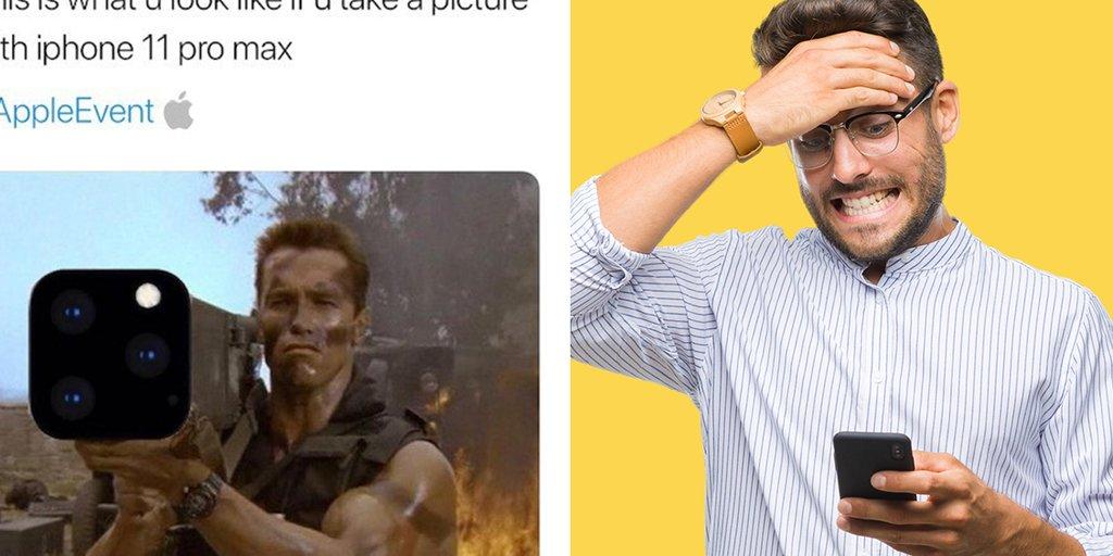 Fidget Spinner und Arnie: So lustig reagiert das Netz auf das iPhone 11