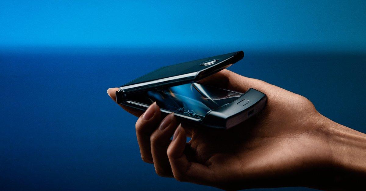 Motorola Razr: Neuer Termin für Falt-Handy steht fest