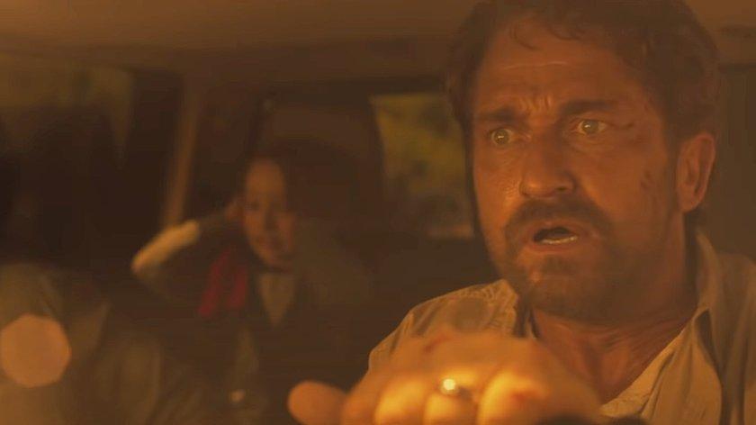 """""""Greenland""""-Trailer: Gerard Butler erlebt das Ende der Welt im Feuerregen"""