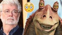 """""""Star Wars"""": Jar Jar Binks ist tatsächlich die Lieblingsfigur von George Lucas"""