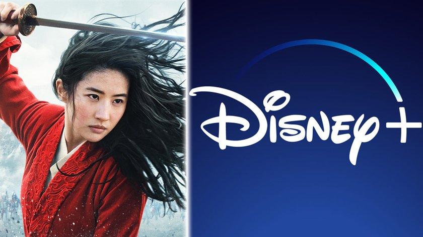 """Nach """"Mulan"""": Weitere Filme sollen gegen Aufpreis bei Disney+ erscheinen"""